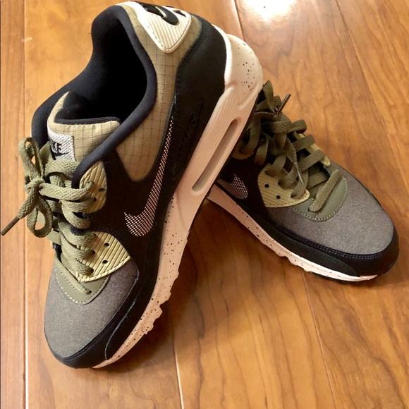 529d065bb6f2 New Men s Nike Air Max 90 Premium Shoes Sz8.5